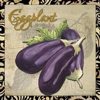 Vegetables 1 Eggplant Fine-Art Print