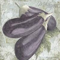 Buon Appetito Eggplant Fine-Art Print