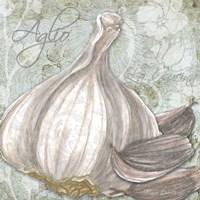 Buon Appetito Garlic Fine-Art Print