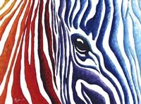 Colorful Stripes I Fine-Art Print