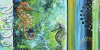 Ocean Sea of Whimsy Fine-Art Print