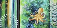 Seaside Sea of Whimsy Fine-Art Print