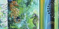 Sea Of Whimsy I Fine-Art Print