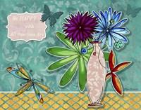 Flower Pot 3 Fine-Art Print