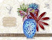 Flower Pot 5 Fine-Art Print