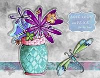Flower Pot 6 Fine-Art Print