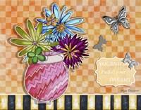 Flower Pot 7 Fine-Art Print