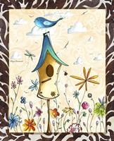 Bird House 1 Fine-Art Print