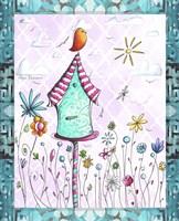 Bird House 2 Fine-Art Print