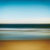 Sea Stripes I Fine-Art Print