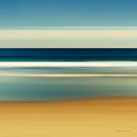 Sea Stripes II Fine-Art Print