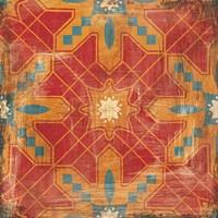 Moroccans Tile II v2 Fine-Art Print