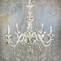 Luxurious Lights II Framed Print