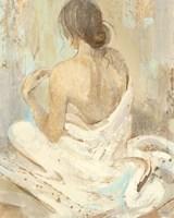 Abstract Figure Study II Fine-Art Print