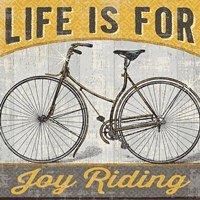 Joy Ride I Fine-Art Print