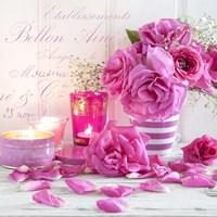 Zen Roses I Fine-Art Print