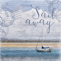 Sail Away Fine-Art Print