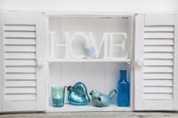 Turquoise Living I Fine-Art Print