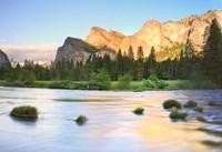 Bridal Falls, Yosemite, California, Fine-Art Print