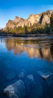 The Merced River in the Yosemite Valley Fine-Art Print