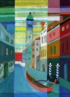 Canals of Venice I Fine-Art Print