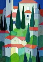 Tuscan Dwelling Fine-Art Print