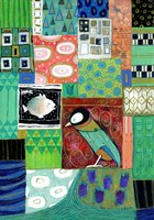 Paradise Woodpecker Fine-Art Print
