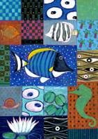 Paradise Fish Fine-Art Print