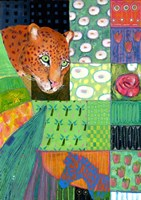Paradise Leopard Fine-Art Print