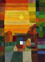 Autumn Country I Fine-Art Print