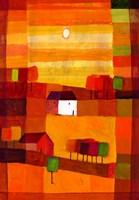 Autumn Country II Fine-Art Print