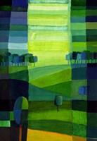 Green Hills Fine-Art Print