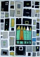 Abstract Landscape II Fine-Art Print