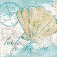 Look to the Sea I Fine-Art Print