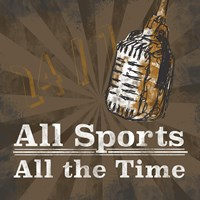 Sports Talk II Fine-Art Print