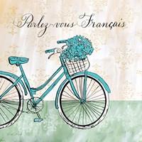 Bonjour de Paris I Fine-Art Print