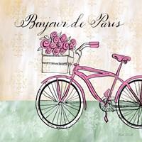 Bonjour de Paris II Fine-Art Print