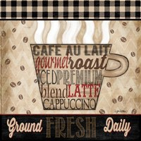 Premium Coffee I Fine-Art Print