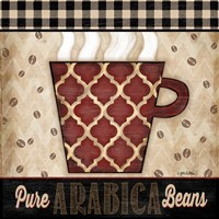 Premium Coffee III Fine-Art Print