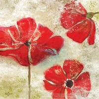 Poppy Passion I Fine-Art Print