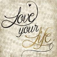 Love Life II Fine-Art Print