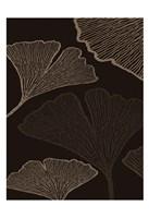 BROWN LEAVES 1 Fine-Art Print