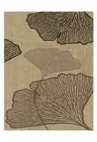 BROWN LEAVES 3 Fine-Art Print