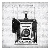 Vintage Camera Fine-Art Print