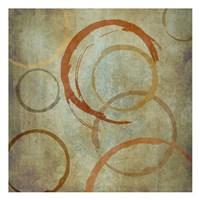 Vintage Circles Fine-Art Print
