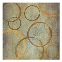 Vintage Circles 2 Fine-Art Print