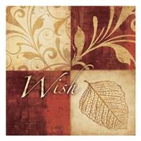 Red Gold Wish Fine-Art Print