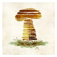 Mushroom Fine-Art Print