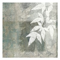 Spa Leaves 1 Fine-Art Print