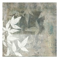 Spa Leaves 2 Fine-Art Print